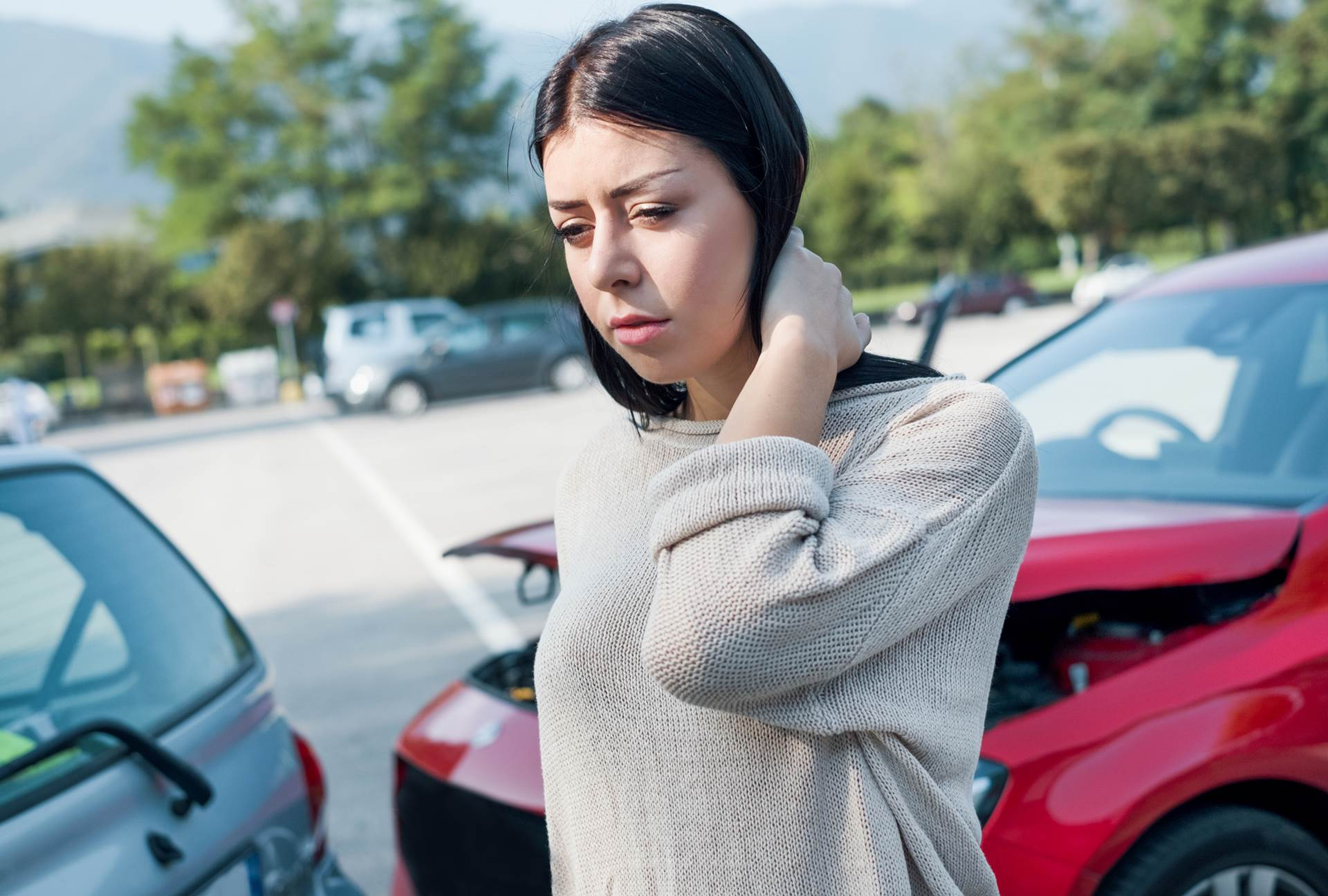 What to do if you are a passenger in a car accident